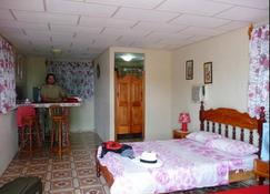 Hostal Vista Park 025 - Habitación 1 - Santa Clara - Bedroom