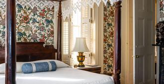 The Jasmine House - Charleston - Bedroom