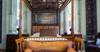 The Jasmine House - Charleston - Yatak Odası