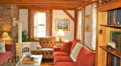 Seven Sea Street Inn - Nantucket - Lobby