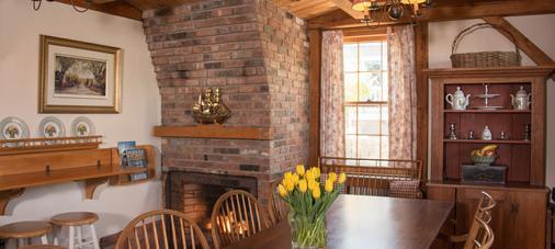 Seven Sea Street Inn - Nantucket - Dining room