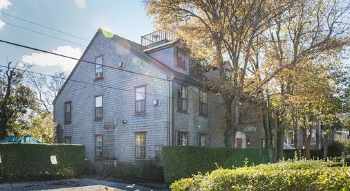 Seven Sea Street Inn - Nantucket - Building