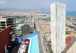 Hotel Barcelona Princess - Barcelona - Terraço