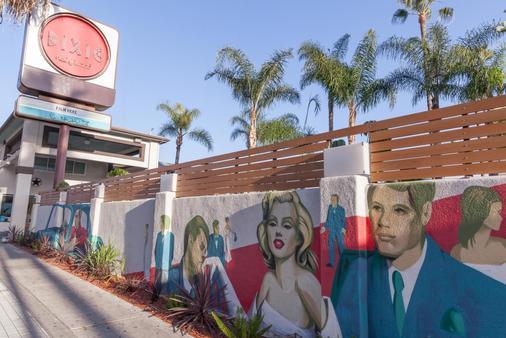The Dixie Hollywood - Los Angeles - Rakennus