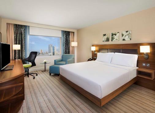 Hilton Garden Inn Ras Al Khaimah - Ra's al-Chaima - Schlafzimmer