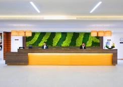 Hilton Garden Inn Ras Al Khaimah - Ra's al-Chaima - Rezeption