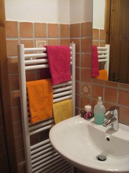 B&B Sot I Volz - Arta Terme - Bathroom