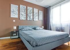 Le Gustave Topdestination-Dijon - Dijon - Bedroom