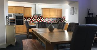 R & R bed and breakfast - Dundee - Cocina