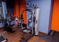 Aranjuez Hotel & Suites - David - Fitnessbereich