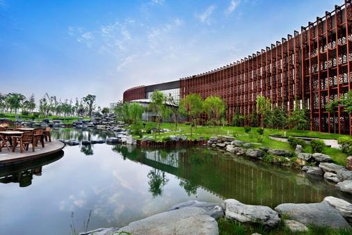 西安錦江國際酒店 - 西安 - 建築