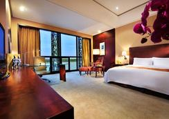 Jin Jiang International Hotel Xi'an - Xi'an - Bedroom