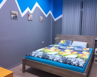 Roket Hostel - Калуга - Bedroom