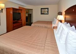 Quality Inn & Suites Northampton- Amherst - Northampton - Schlafzimmer