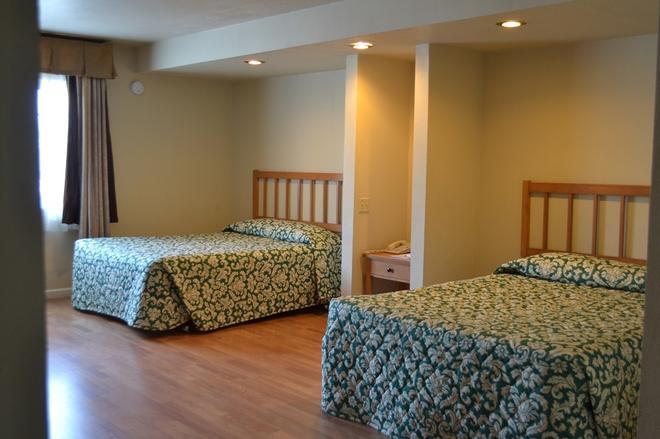 Oceana Inn Santa Cruz - Santa Cruz - Makuuhuone