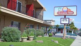 Oceana Inn - Santa Cruz - Rakennus