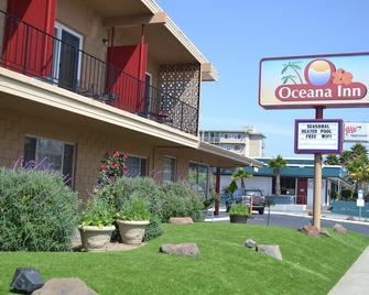 Oceana Inn - Santa Cruz - Building