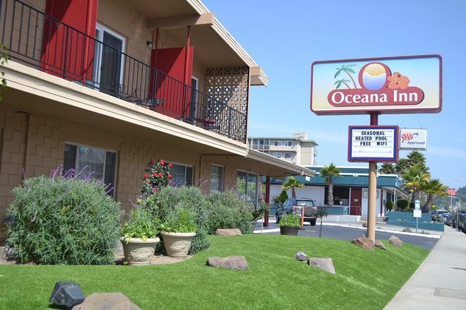 Oceana Inn Santa Cruz - Santa Cruz - Rakennus