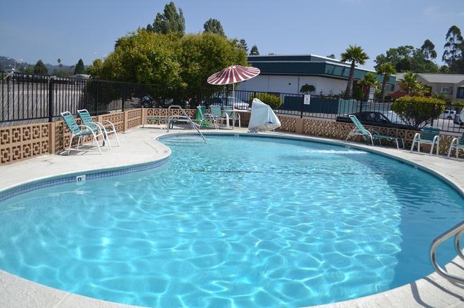 Oceana Inn Santa Cruz - Santa Cruz - Uima-allas