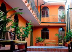 Boutique Hotel Maharaja - Granada - Svømmebasseng