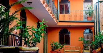 Boutique Hotel Maharaja - Granada - Piscina