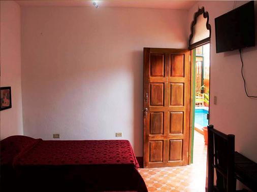 Boutique Hotel Maharaja - Granada - Bedroom