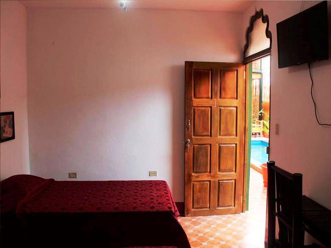 Boutique Hotel Maharaja - Granada - Makuuhuone