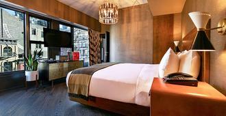Roxy Hotel New York - ניו יורק - חדר שינה
