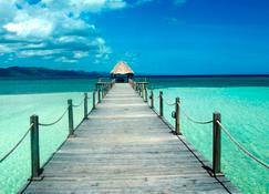 Punta Rucia Lodge - Villa Isabela - חוף