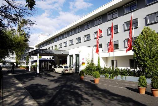 Intercityhotel Frankfurt Airport - Frankfurt/ Main - Toà nhà