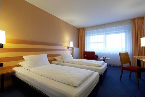 Intercityhotel Frankfurt Airport - Frankfurt am Main - Bedroom