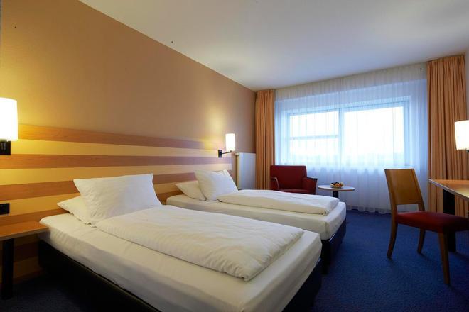 法蘭克福機場城際酒店 - 法蘭克福 - 法蘭克福 - 臥室