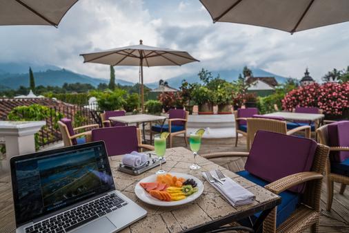潘薩提沃之家酒店 - 安地瓜古城 - 危地馬拉安地瓜 - 飲食