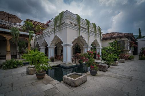 潘薩提沃之家酒店 - 安地瓜古城 - 危地馬拉安地瓜 - 建築