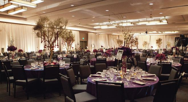 Parc 55 San Francisco - a Hilton Hotel - San Francisco - Banquet hall