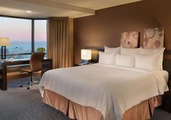 Parc 55 San Francisco - a Hilton Hotel - San Francisco - Bedroom