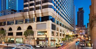 Parc 55 San Francisco - a Hilton Hotel - São Francisco - Edifício