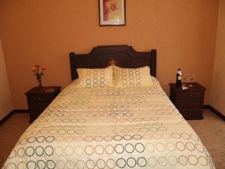Hotel Catedral Internacional - Quito - Bedroom