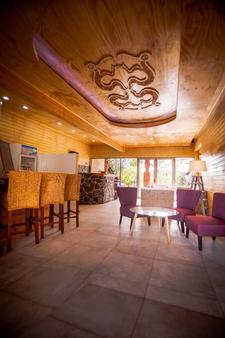 拉帕努伊島酒店 - 漢加羅亞 - 漢格羅阿 - 休閒室