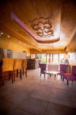 Easter Island Eco Lodge - Hanga Roa - Lounge