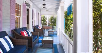 The Inn On Fleming - Key West - Balcony