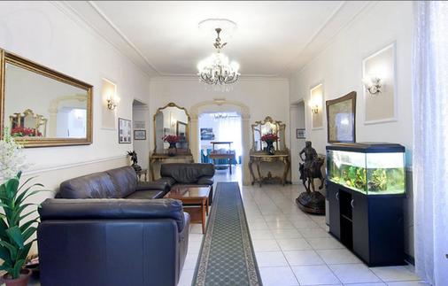 Hotel Repubblica - Rooma - Olohuone