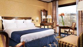 Milan Marriott Hotel - Milano - Camera da letto