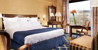 Milan Marriott Hotel - Μιλάνο - Κρεβατοκάμαρα