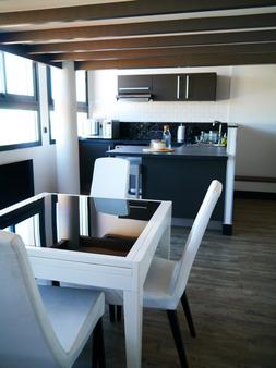 Apart'hotel Haut Lofts - Τουλούζη - Κουζίνα