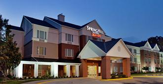SpringHill Suites by Marriott Houston Brookhollow - Houston - Edifício