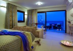 Elounda Ilion Hotel Bungalows - Elounda - Makuuhuone