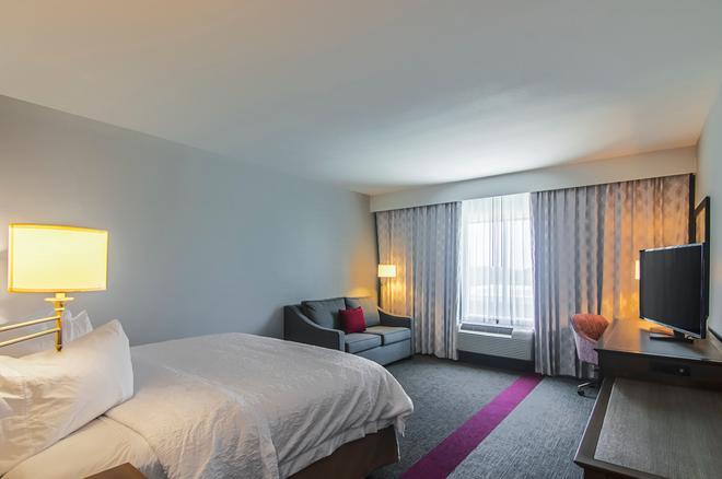 Hampton Inn & Suites-Dallas/Richardson,TX - Richardson - Makuuhuone