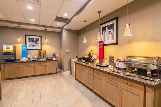 Hampton Inn & Suites-Dallas/Richardson,TX - Richardson - Μπουφές