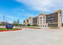 Hampton Inn & Suites-Dallas/Richardson,TX - Richardson - Rakennus